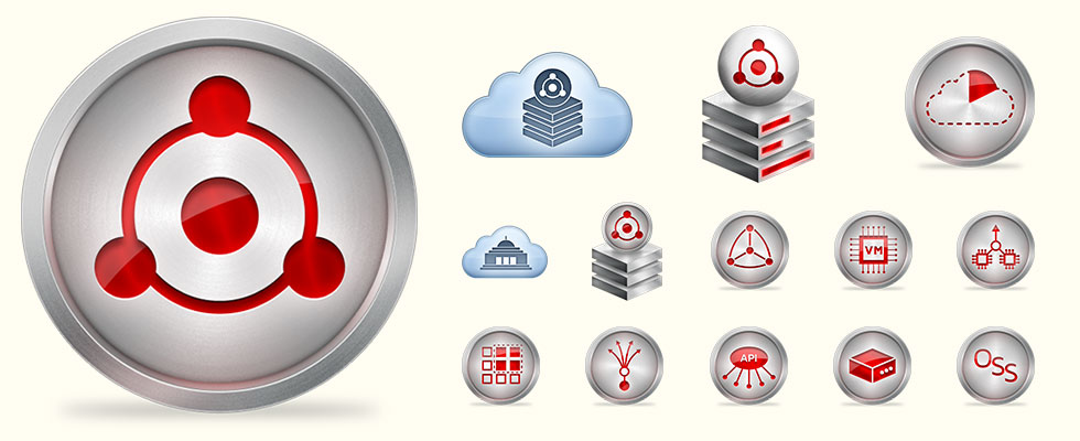 Icons for Cloudscaling.com