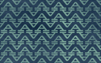 Hellenic A pattern wallpaper thumbnail (Aqua)