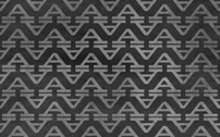 Hellenic A pattern wallpaper thumbnail (Black)