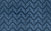Hellenic A pattern wallpaper thumbnail (Blue)