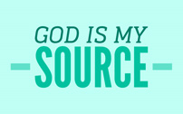 God is my Source wallpaper thumbnail